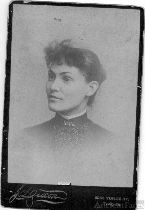 J. Dixon, Toronto: Unknown Woman