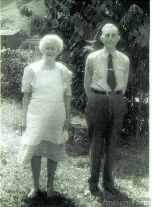 GEORGE CLAYTON AND VINNIE MAE BLOSS LESTER