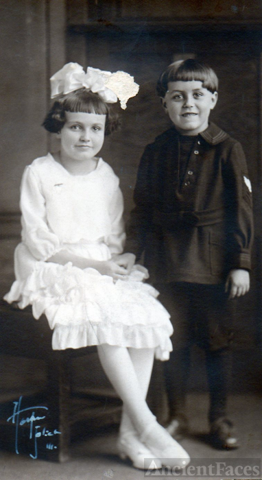 George and Mary Sweeney