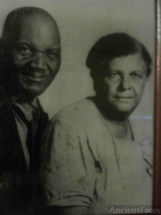James & Willie Mae Avery