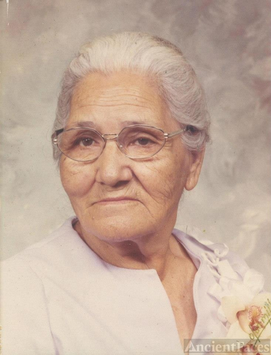 Luz Lespron Torres formal portrait