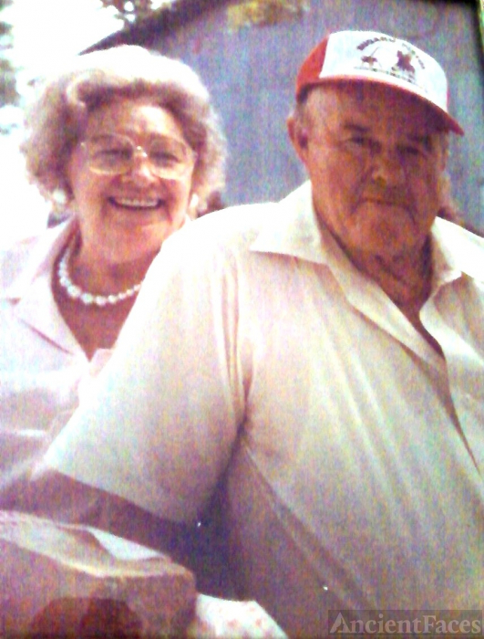 Robert and Frances Chappell, 1980 Texas