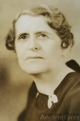 Bessie May Shepherd Swander