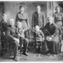 John and Mary Appler Family, Iowa 1914
