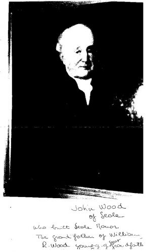 A photo of John Wood of Seale