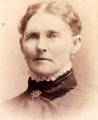 A photo of Mary A. Morris