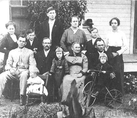 George Hering Family