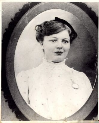A photo of Louella v. (Sims) Clark
