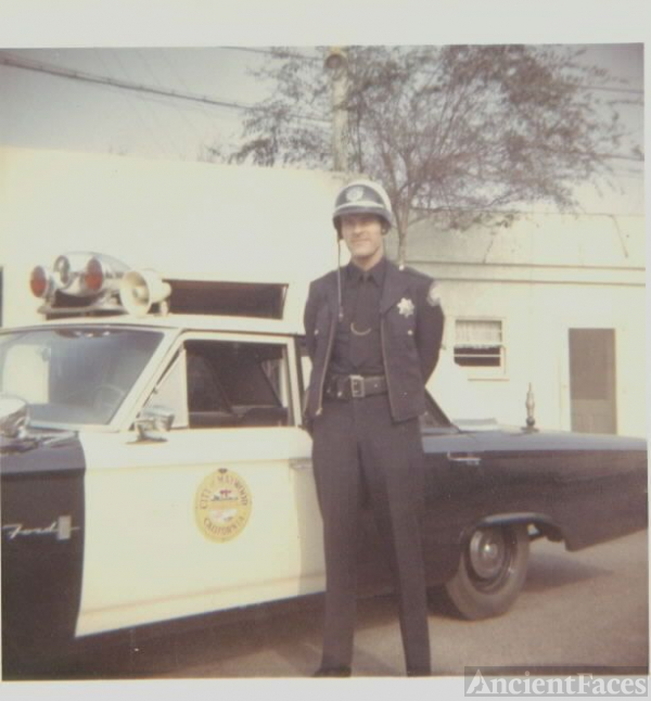 Officer Ted R. Heidke, California 1965