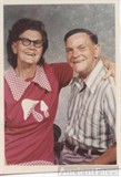 Mary Elizabeth Bell and brother Thomas Bell