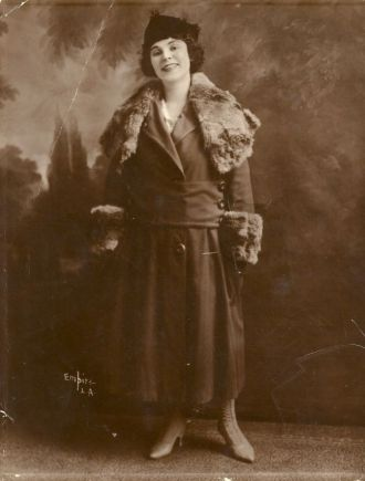 "A photo of Katherine ""Kitty"" Charlson"