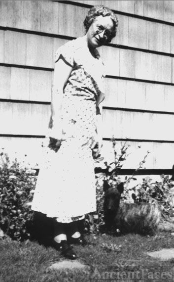 Mary Ann (Jones) Tasker, Oregon