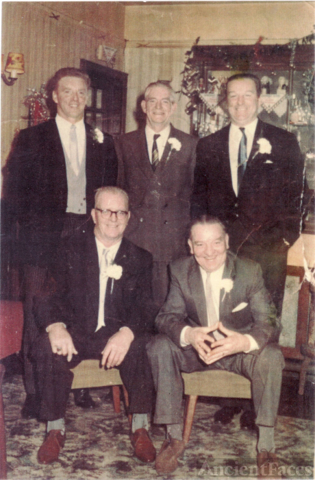 Bobby, Tom, Jack, Joe & Dick Bradley, Wales