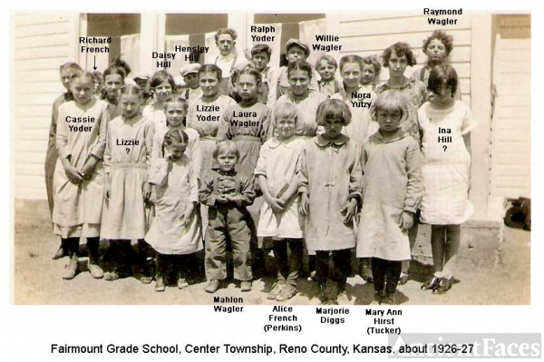 Fairmount Grade School - 1926-27