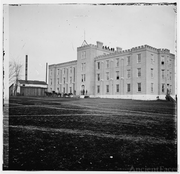 [Nashville, Tenn. Hospital for Federal officers (Literary...