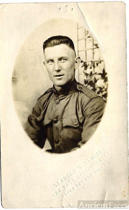 Pvt George E Neher