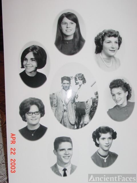 Fritz & Edna McCray's Children