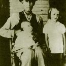 George Washington Byerly and grandchildren
