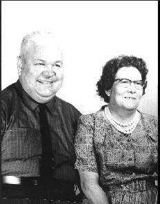 Les and Pauline Eddy