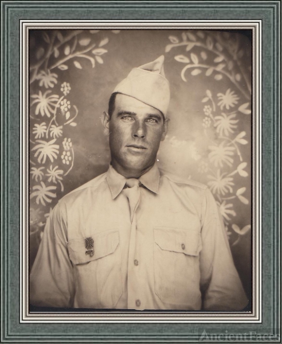 Pvt Leonard Hubert Wells