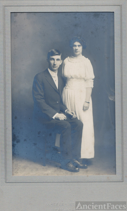 Stanley and Mabel Matthews