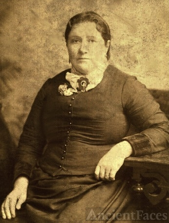 Unknown Lady, 1800's