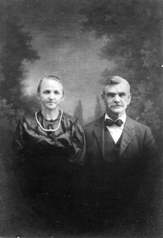 Amalia Kuss and Gottlieb Henry