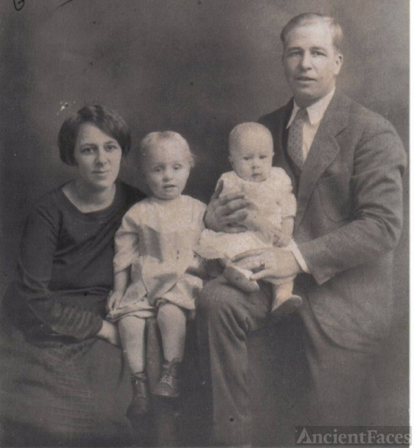 The George Hotham Family