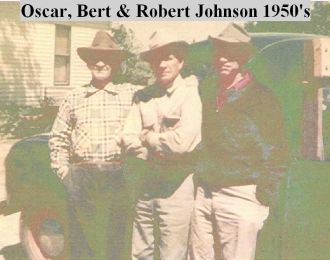 "Oscar Marion-Robert Lee ""Bob"" & Albert ""Bert"" Johnson"