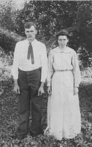 Jason and Elizabeth Bradley