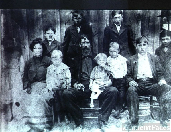 George Andrew FARR Family