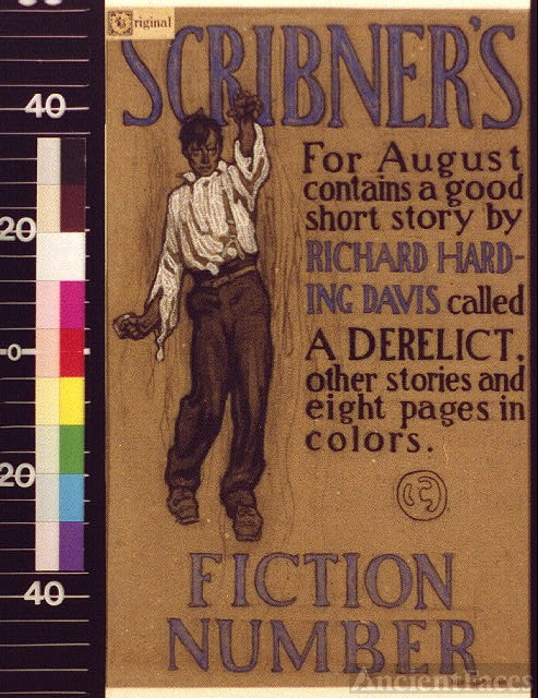 Scribner's fiction number