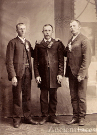 Charles Shoun (Karel Soun) and his brothers
