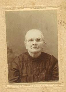 "A photo of Martha ""Patsy"" Collier Lee"