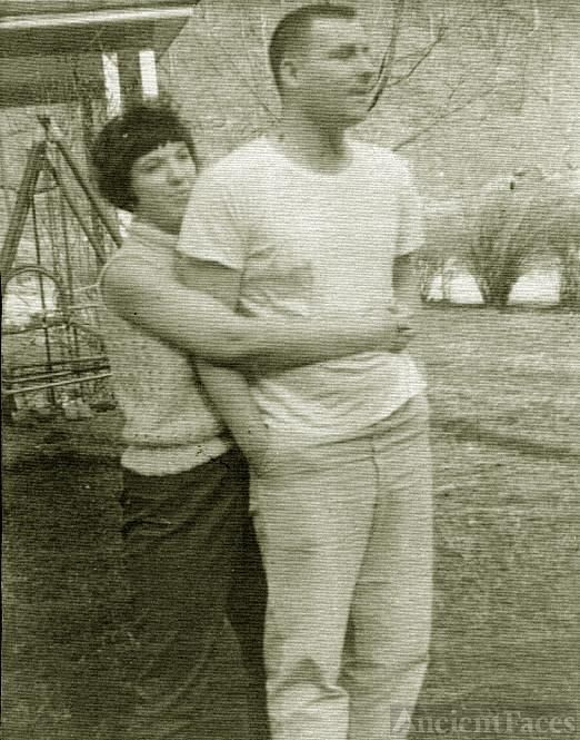 Pat & Connie Dent 1966
