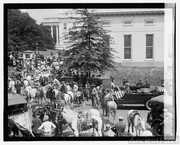 Cowboys at White House, 6/2/23