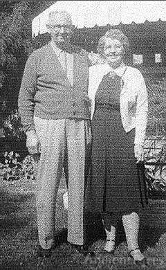 Otto and Carolyn Ecklund