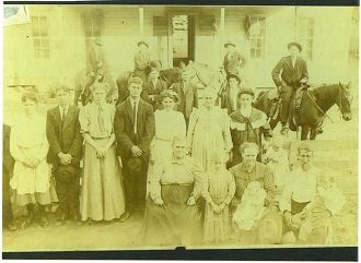 James Buchanan Fitzpatrick Family