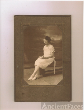 Annette Coon, Daughter of Arlie C. and Lelia (Murray) Coon