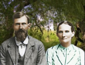 Samuel Marion and Mary Elizabeth Davis Willingham