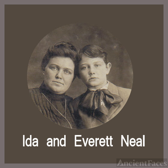 Ida May Woods Neal and Everett