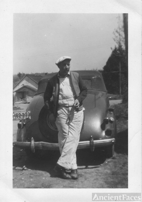 Abraham Levi Bomstead, Washington 1939