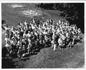 Eichhorn Family Reunion, Ohio