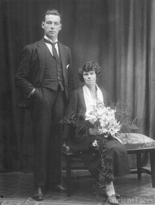 Charles Morgan & Ethel Davis Morgan