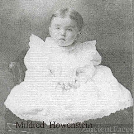Mildred Howenstein 7 mo.