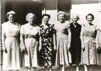 Rose O'Brien Cazneau & sisters, California