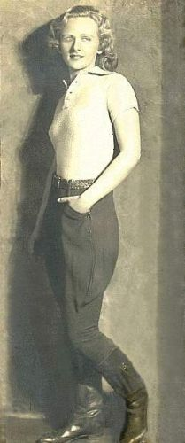 Burvel L. Smith in 1920s