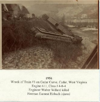 Wreck of the 611