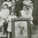 William P Harrell Family