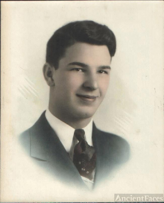"William  ""Bill"" Morton-Sr. Picture High School"